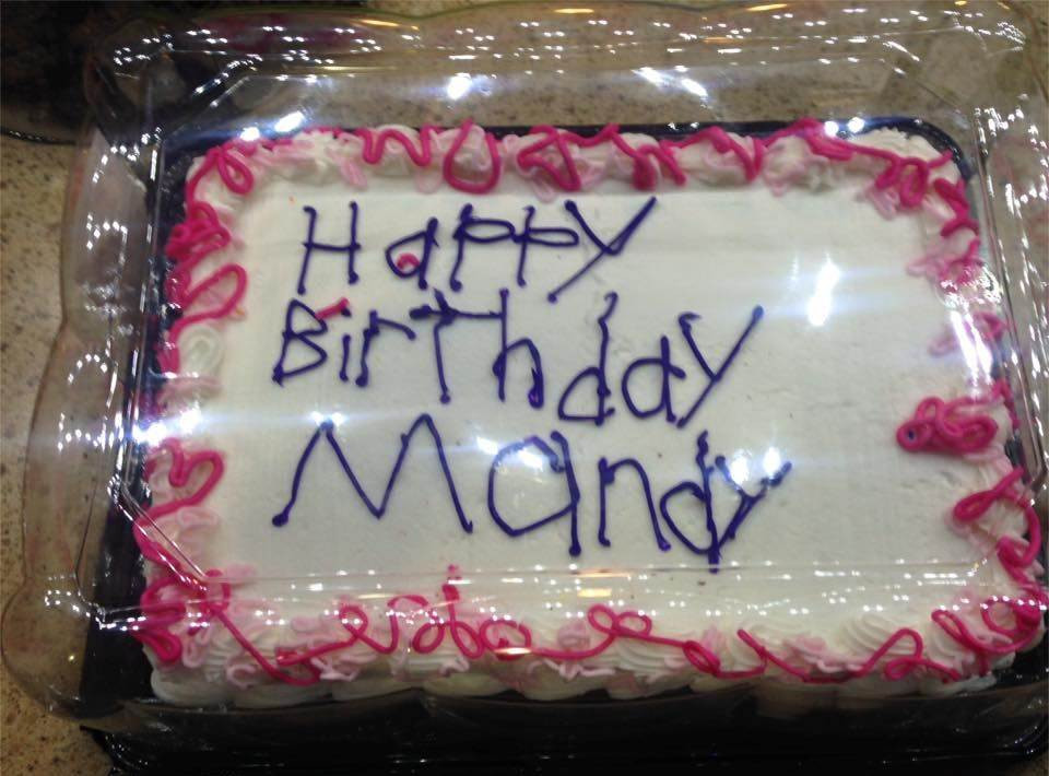 Best ideas about Bad Birthday Cake . Save or Pin Birthday Cake Decorated by Employee With Autism Goes Viral Now.