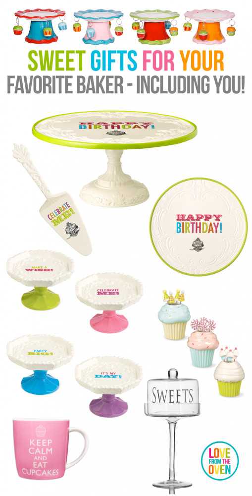 Best ideas about Baker Gift Ideas . Save or Pin Gifts For Bakers Love From The Oven Now.