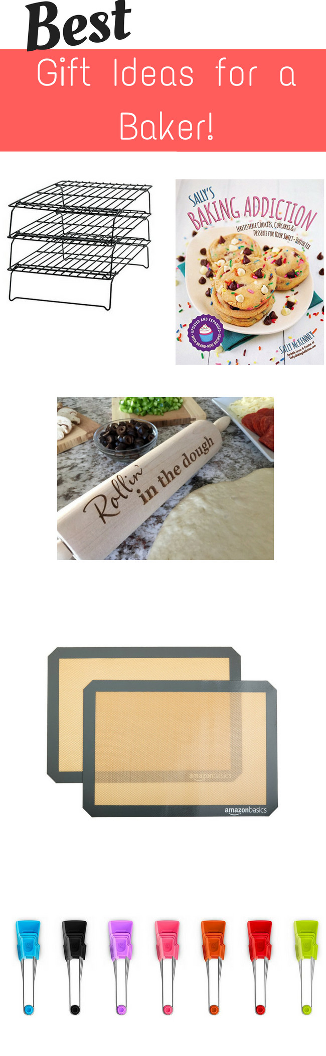 Best ideas about Baker Gift Ideas . Save or Pin The Best Gift Ideas for a Baker Now.
