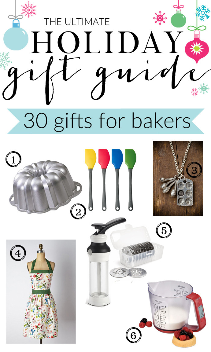 Best ideas about Baker Gift Ideas . Save or Pin The Ultimate Gift Guide and Giveaway Gift Ideas for Now.