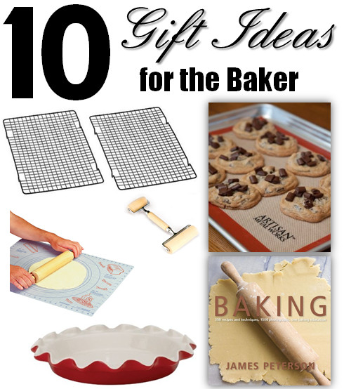 Best ideas about Baker Gift Ideas . Save or Pin 10 Gift Ideas for the Baker Now.