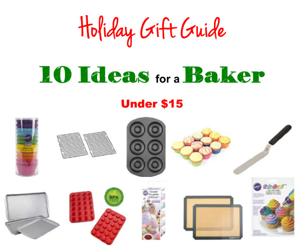 Best ideas about Baker Gift Ideas . Save or Pin Gift Ideas for the Baker in Your Life All Under $15 Now.