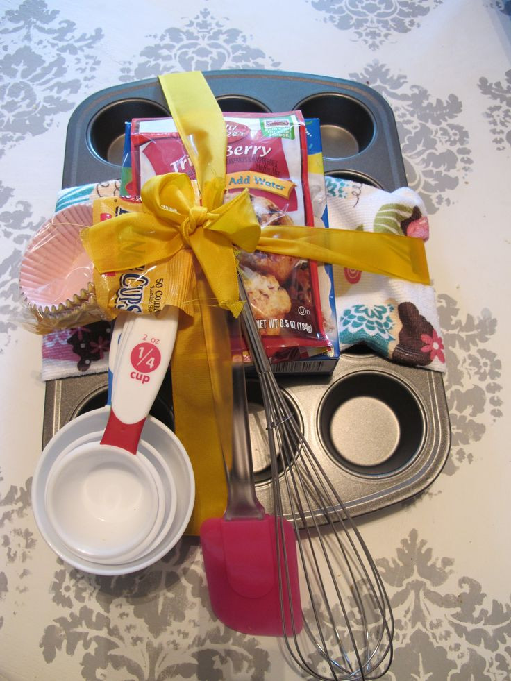 Best ideas about Baking Gift Ideas . Save or Pin 515 best images about Basket Buckets and Container for Now.