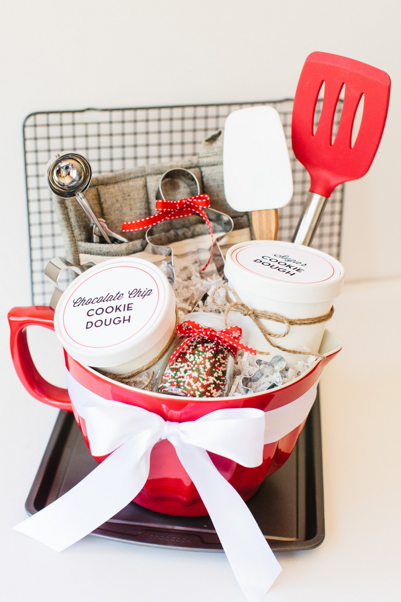 Best ideas about Baking Gift Ideas . Save or Pin 50 DIY Gift Baskets To Inspire All Kinds of Gifts Now.