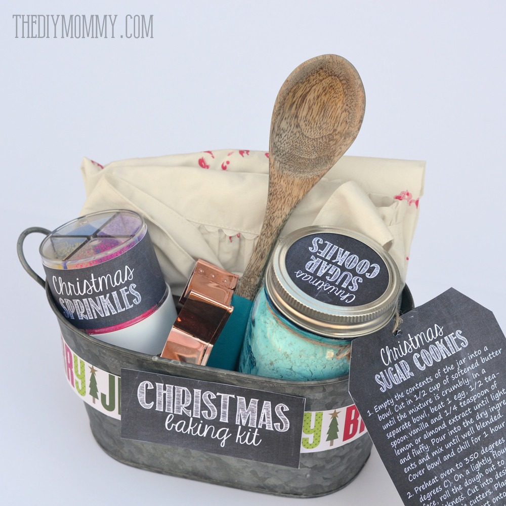 Best ideas about Baking Gift Ideas . Save or Pin A Gift in a Tin Christmas Baking Kit Now.