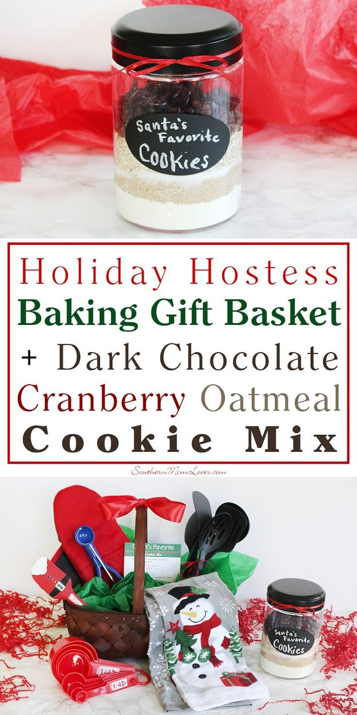 Best ideas about Baking Gift Ideas . Save or Pin 25 unique Baking t baskets ideas on Pinterest Now.