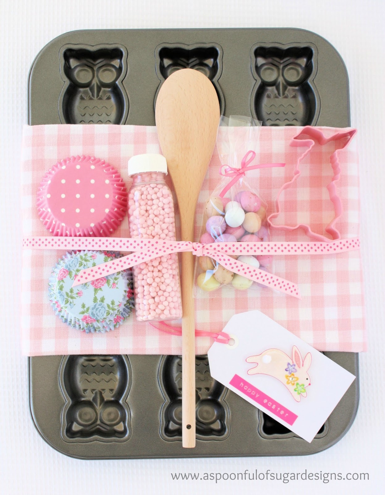 Best ideas about Baking Gift Ideas . Save or Pin Easter Gift Ideas A Spoonful of Sugar Now.