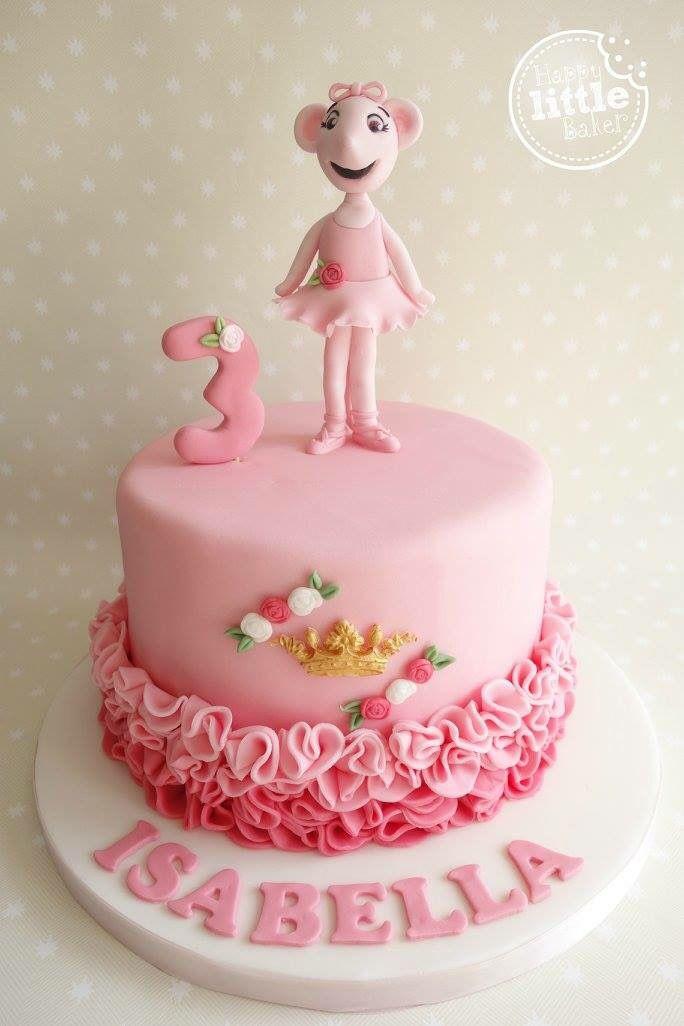 Best ideas about Ballerina Birthday Cake . Save or Pin Best 25 Ballerina birthday cakes ideas on Pinterest Now.