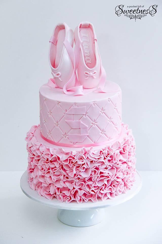 Best ideas about Ballerina Birthday Cake . Save or Pin 17 Best ideas about Ballerina Birthday Cakes on Pinterest Now.