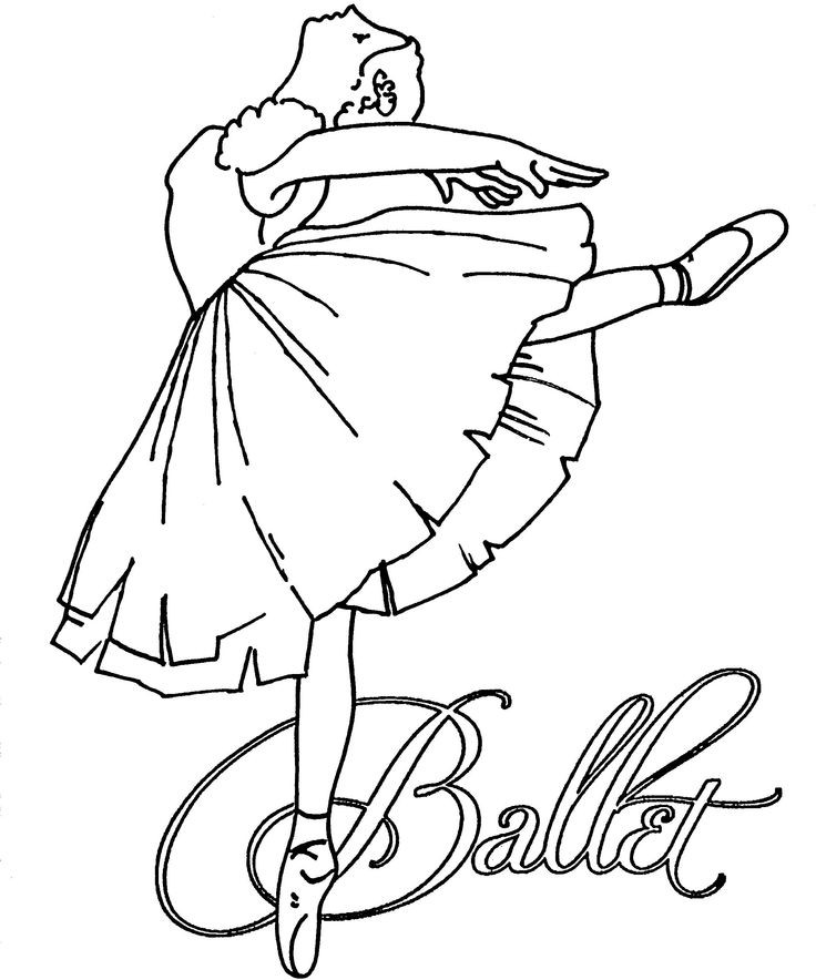 Best ideas about Ballerina Coloring Pages For Girls . Save or Pin 17 Best images about coloring pages on Pinterest Now.