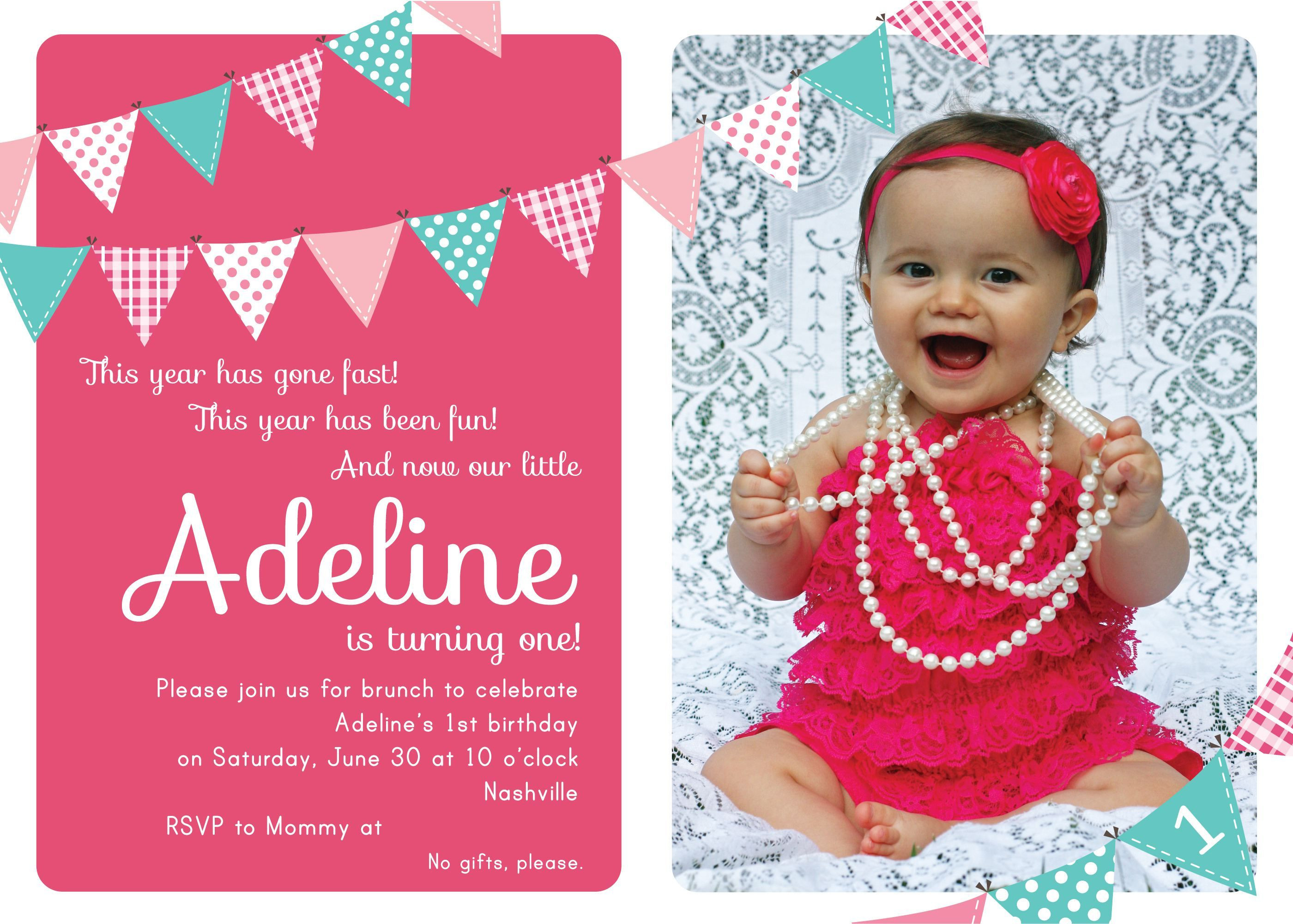 Best ideas about Baptism Birthday Invitations . Save or Pin baptism invitation sample wording Now.