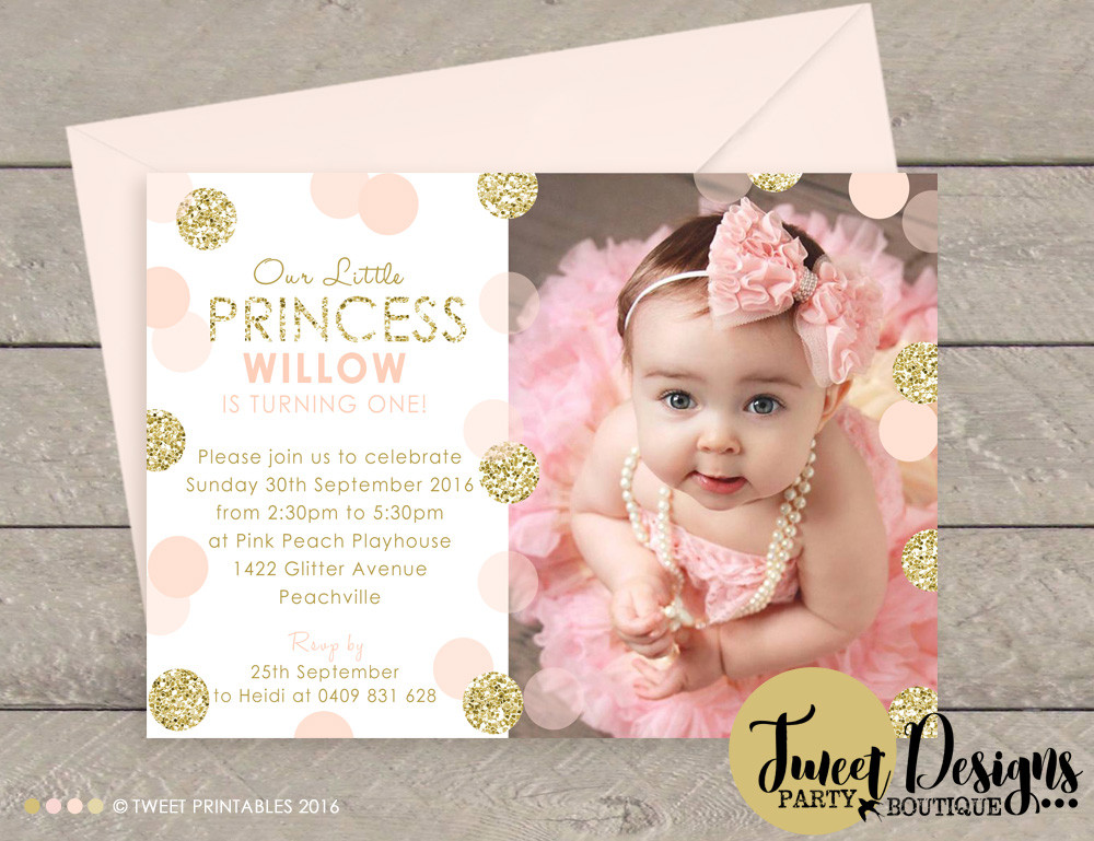 Best ideas about Baptism Birthday Invitations . Save or Pin Printable Invitations Christening Announcements Custom Now.