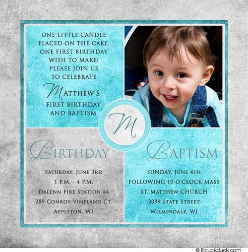 Best ideas about Baptism Birthday Invitations . Save or Pin Square Baptism Invitations Christenings 1st Now.