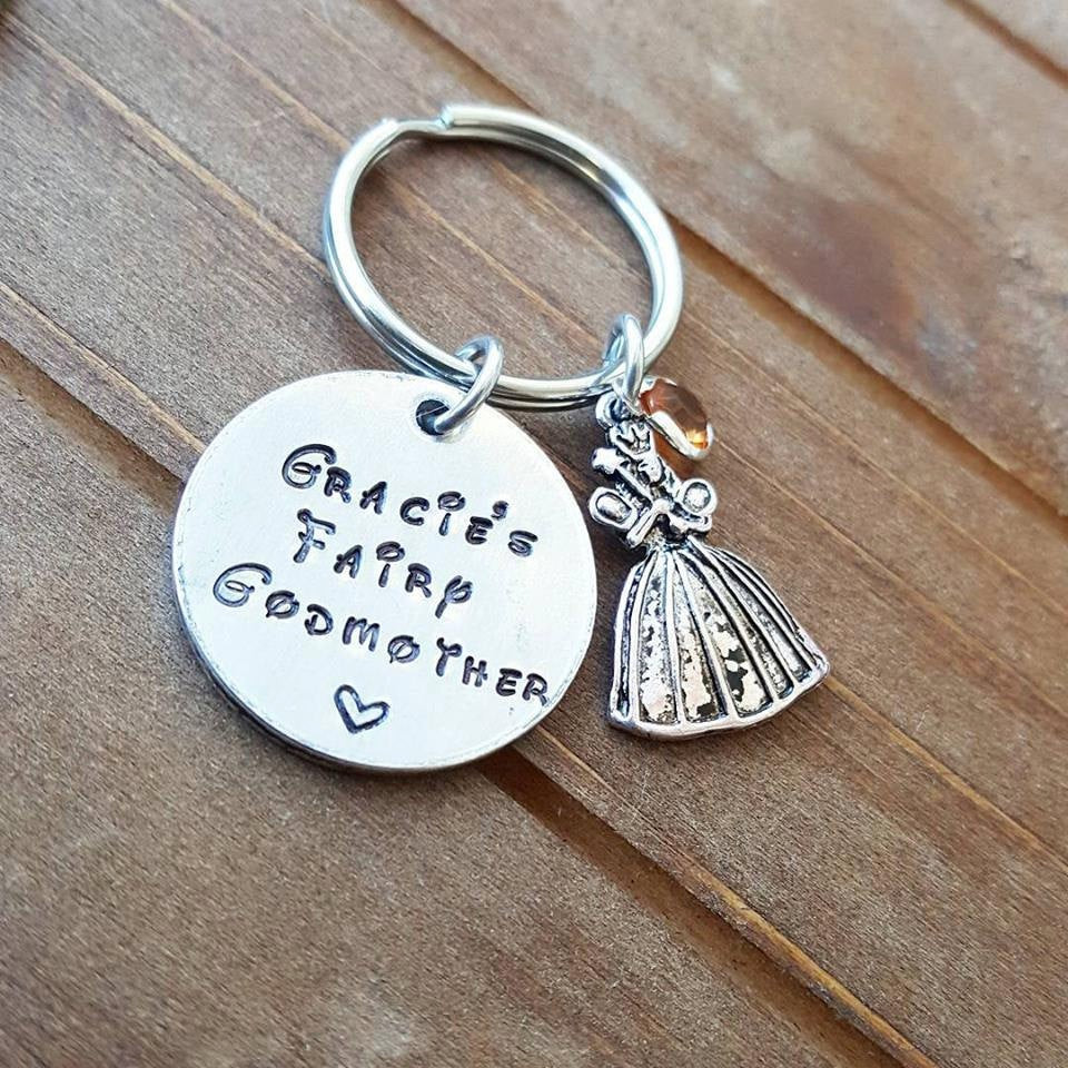Best ideas about Baptism Gift Ideas From Godmother . Save or Pin Godmother Baptism Gift Fairy Godmother Godparent Baptism Gift Now.