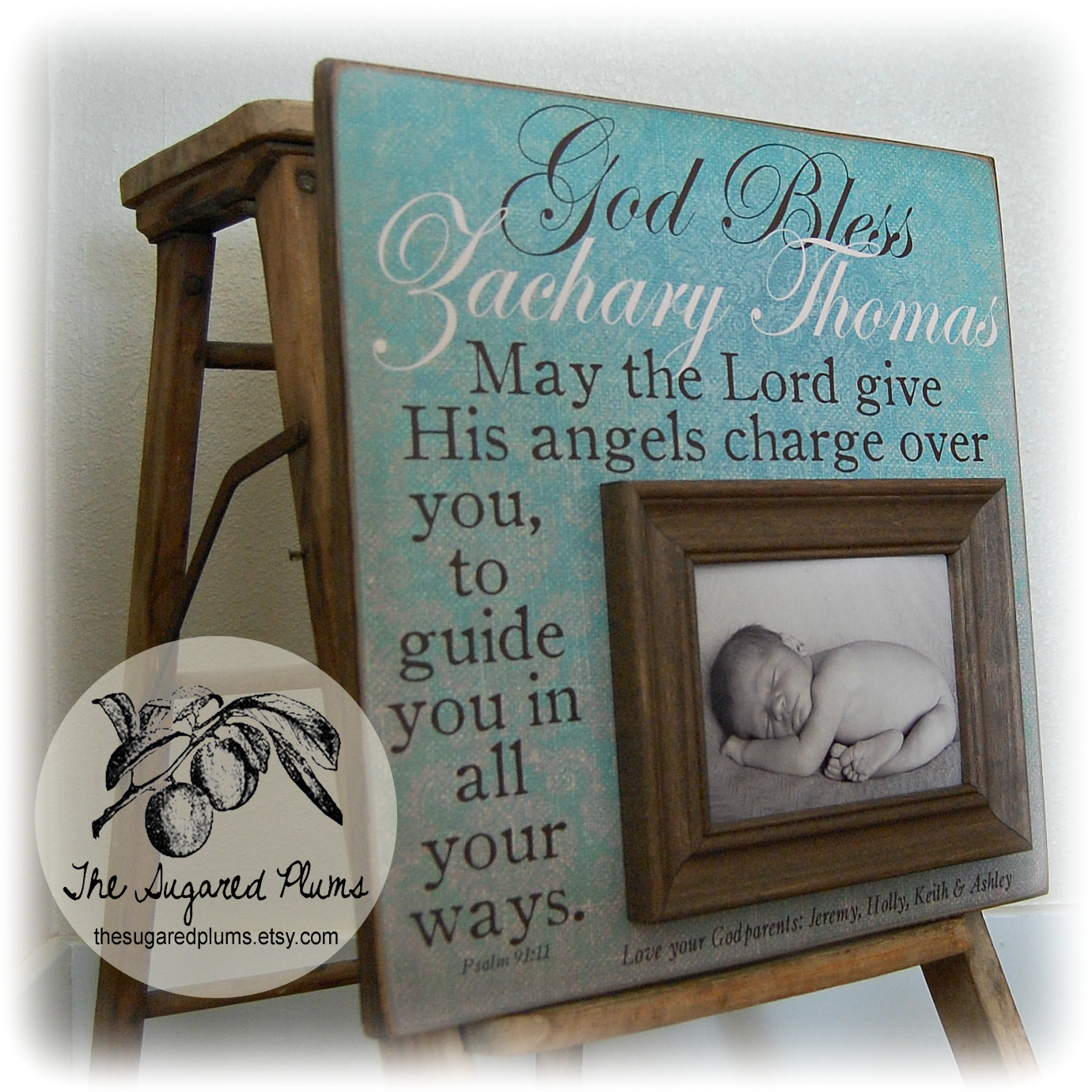 Best ideas about Baptism Gift Ideas From Godmother . Save or Pin Unique Baptism Gift Baptism Gift from Godparent Baptism Now.