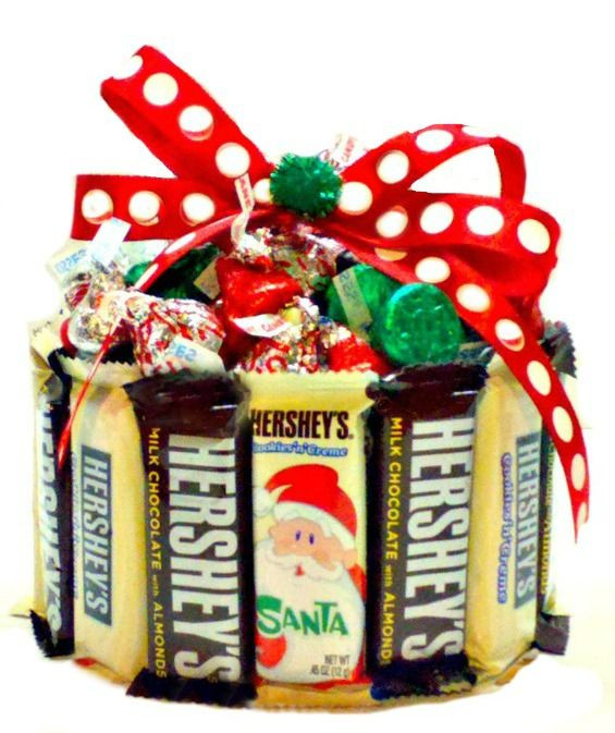 Best ideas about Bar Gift Ideas . Save or Pin 17 Best ideas about Candy Baskets on Pinterest Now.