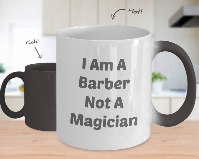 Best ideas about Barber Gift Ideas . Save or Pin Barber Gift Ideas Color Changing Mug For Your Barber Shop Now.