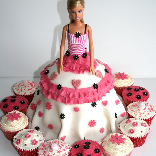 Best ideas about Barbie Birthday Party . Save or Pin 100 Best Barbie Doll Theme Birthday Cakes and Cupcakes Now.