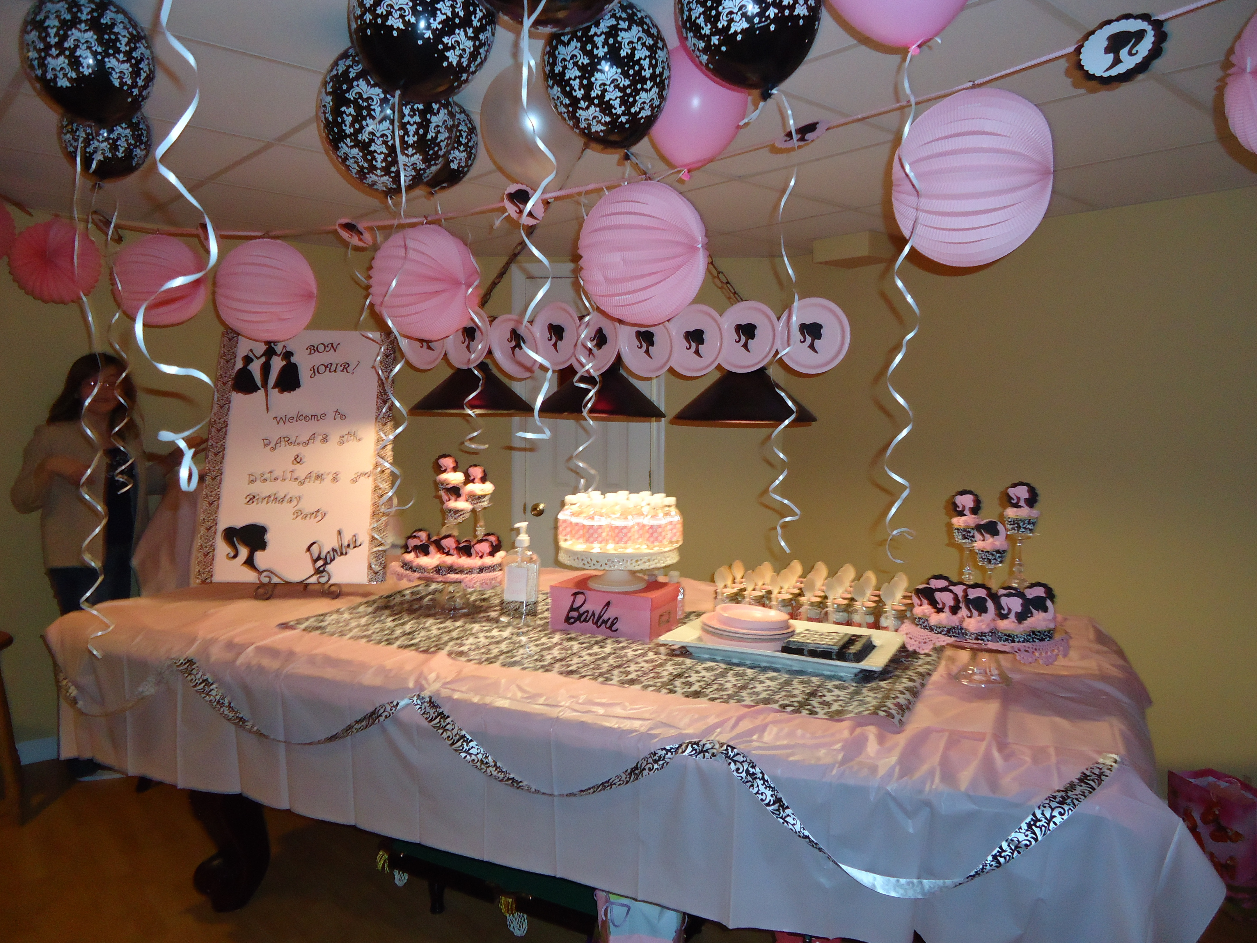 Best ideas about Barbie Birthday Party . Save or Pin A Barbie Birthday Party s Now.