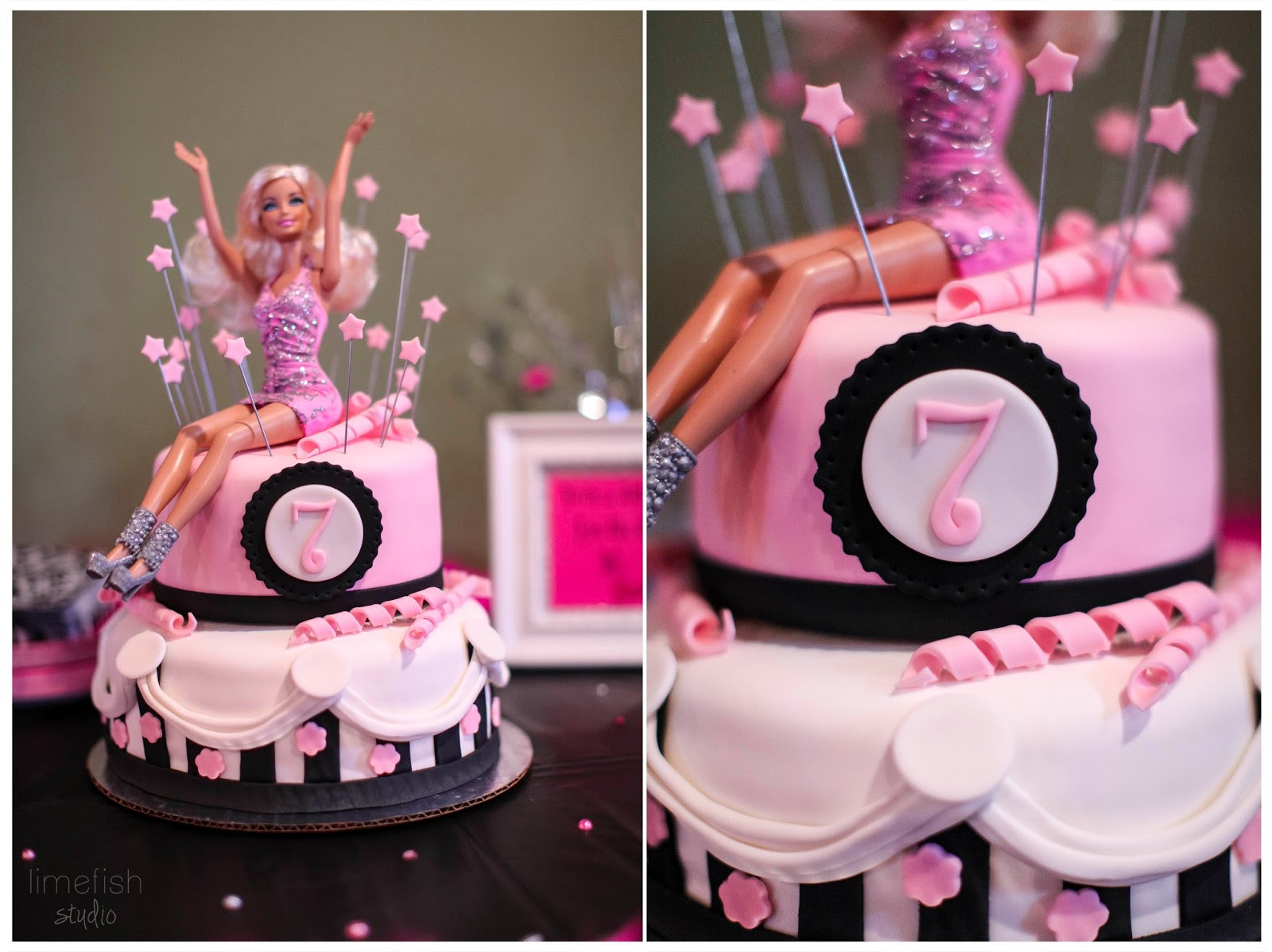 Best ideas about Barbie Birthday Party . Save or Pin Pink Barbie Birthday Party s Now.