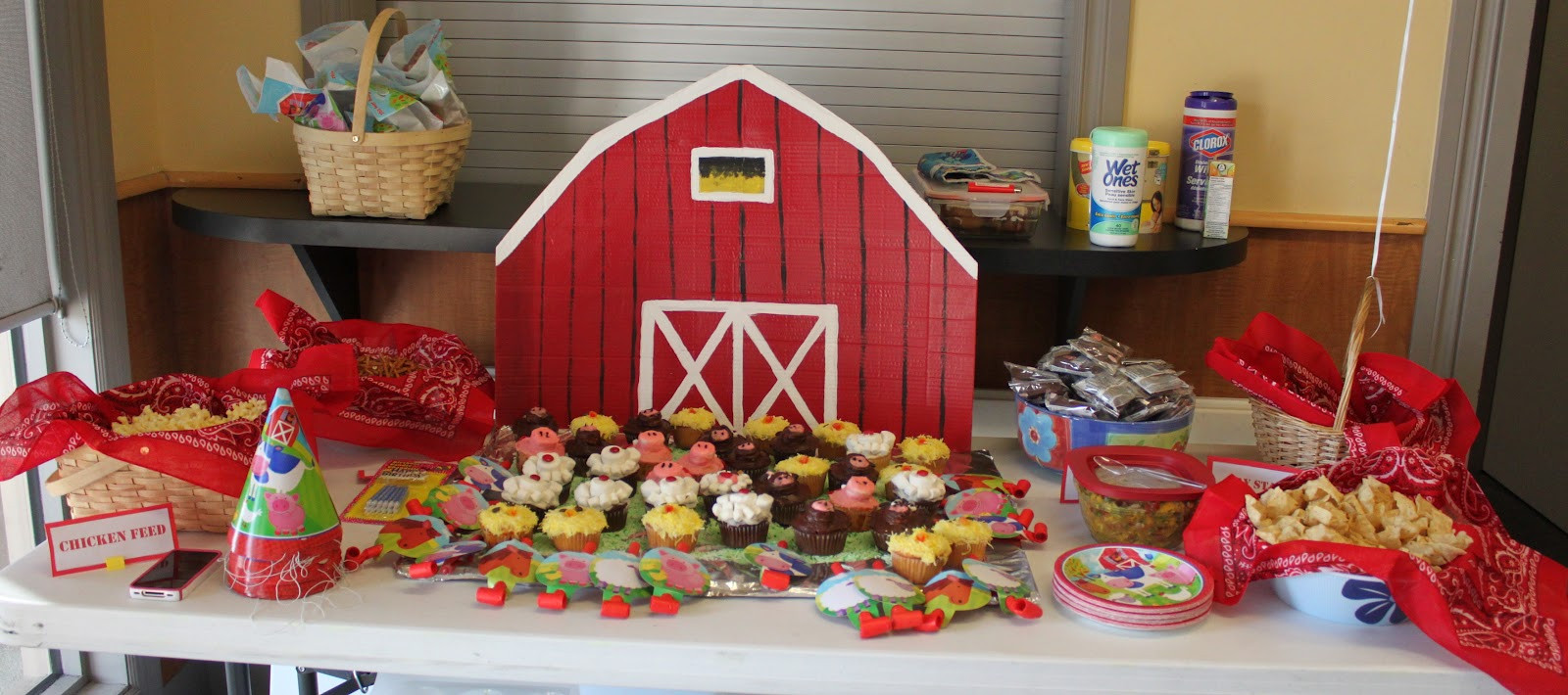 Best ideas about Barn Birthday Party . Save or Pin Farm Party Now.