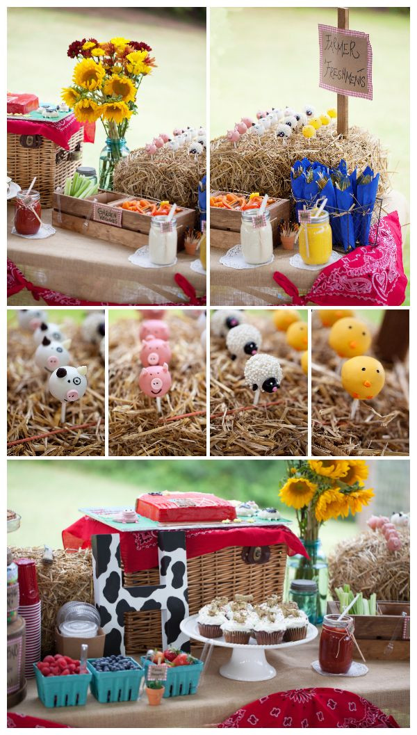 Best ideas about Barn Birthday Party . Save or Pin Barn Party Farm Party Birthday Party ideas Animal Cake Now.