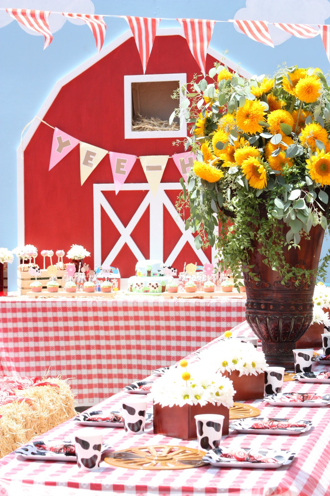 Best ideas about Barn Birthday Party . Save or Pin Events Inspired by Love Barnyard Birthday Bash Now.