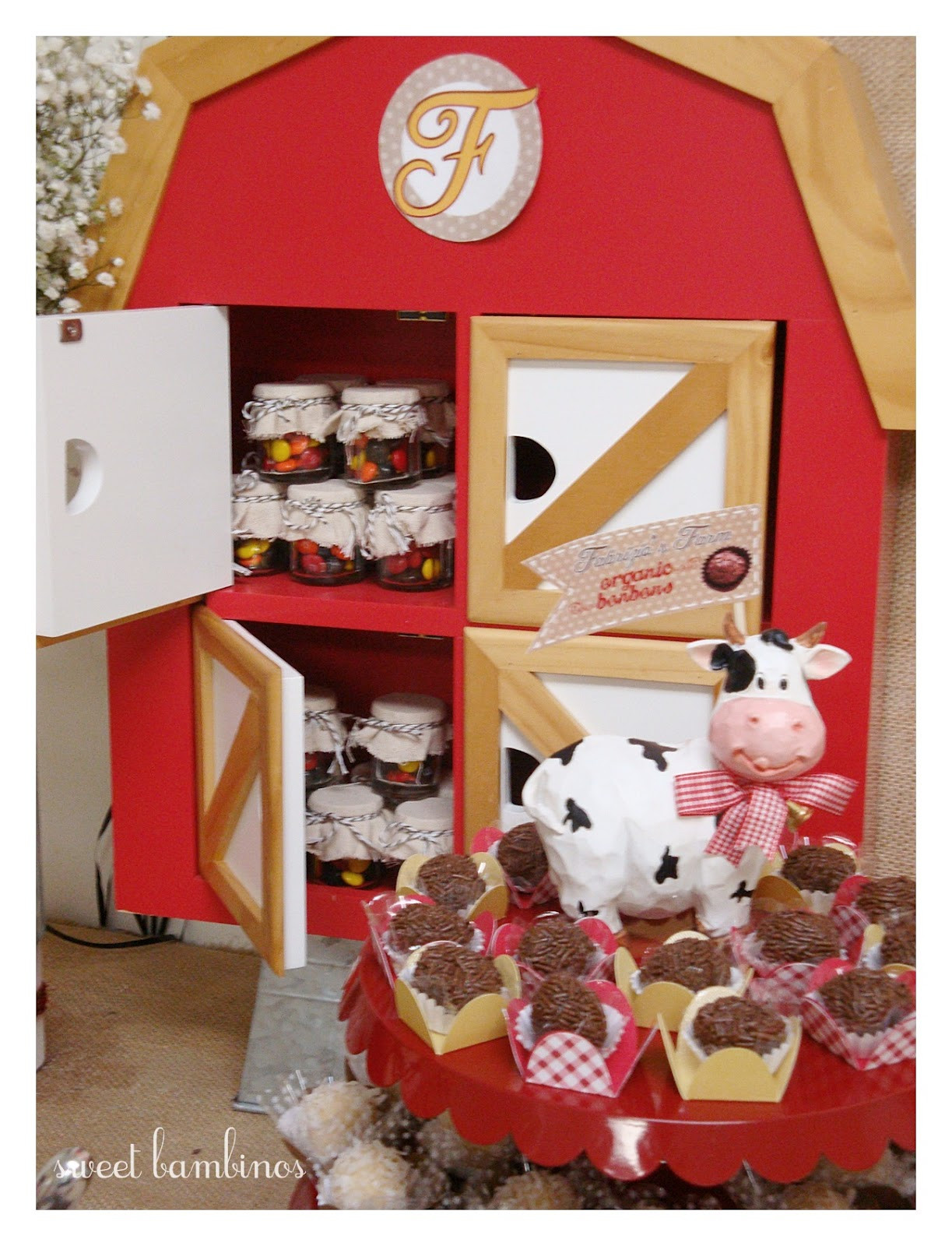 Best ideas about Barn Birthday Party . Save or Pin sweet bambinos Real Party Fabrizio s Barnyard Now.