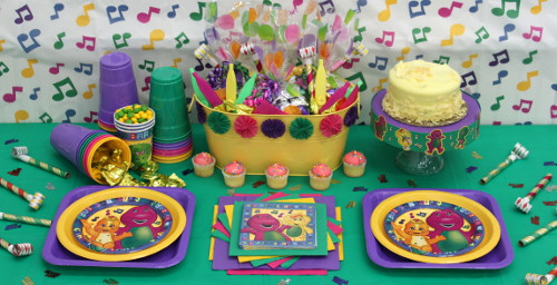 Best ideas about Barney Birthday Party Supplies . Save or Pin Barney Party Planning Ideas Birthday Party Stuff Now.