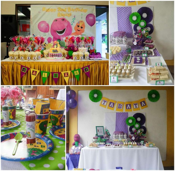 Best ideas about Barney Birthday Party Supplies . Save or Pin Best 25 Barney birthday ideas on Pinterest Now.