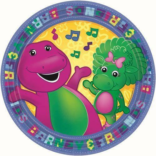 Best ideas about Barney Birthday Party Supplies . Save or Pin Barney Birthday Party Now.