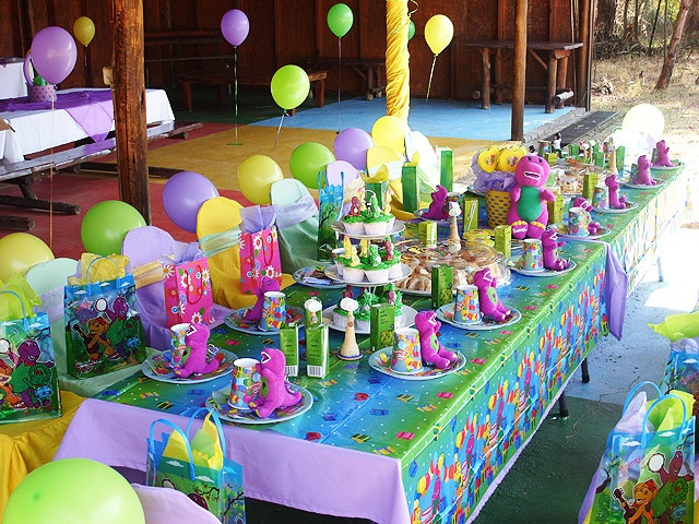 Best ideas about Barney Birthday Party Supplies . Save or Pin 78 best images about Barney Party on Pinterest Now.