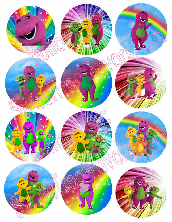 Best ideas about Barney Birthday Party Supplies . Save or Pin BARNEY BABY BOP Party Supplies 12 PINS Buttons FAVORS Now.