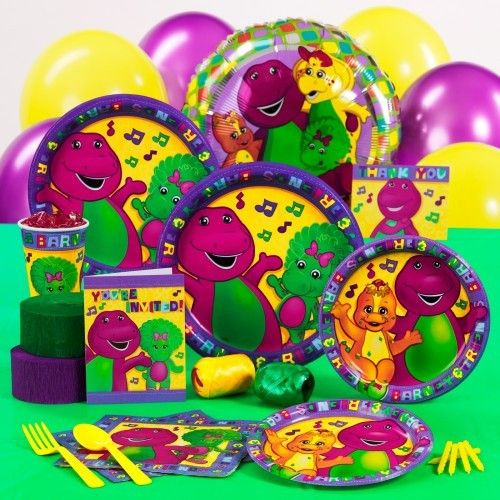 Best ideas about Barney Birthday Party Supplies . Save or Pin 25 best ideas about Barney birthday party on Pinterest Now.