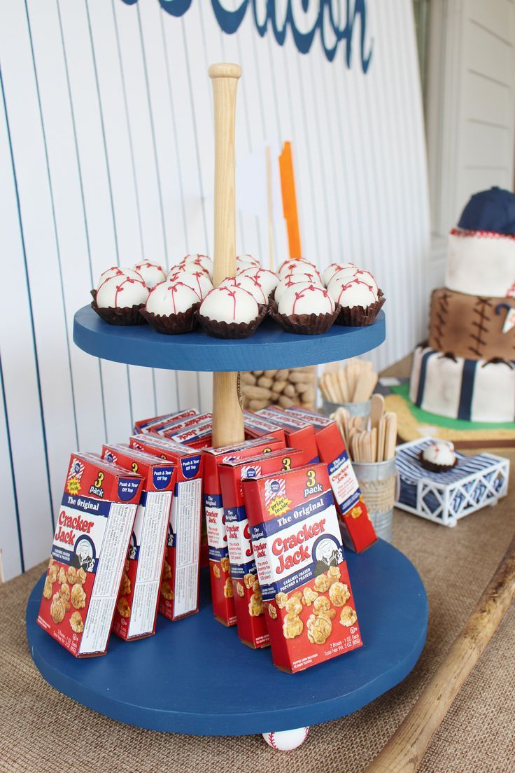 Best ideas about Baseball Themed Birthday Party . Save or Pin Best 25 Baseball theme food ideas on Pinterest Now.
