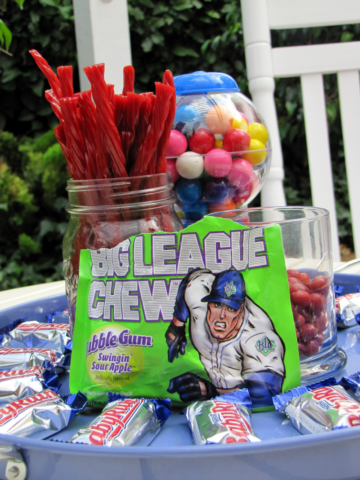 Best ideas about Baseball Themed Birthday Party . Save or Pin Vintage Baseball Party Now.