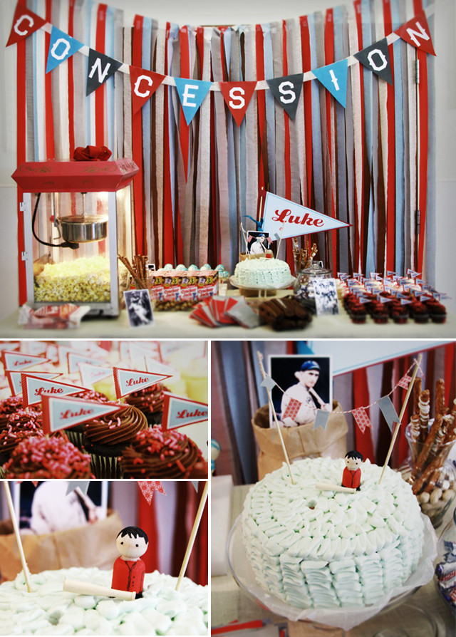 Best ideas about Baseball Themed Birthday Party . Save or Pin Series Baseball Party Recipes Baseball Cardinals Now.