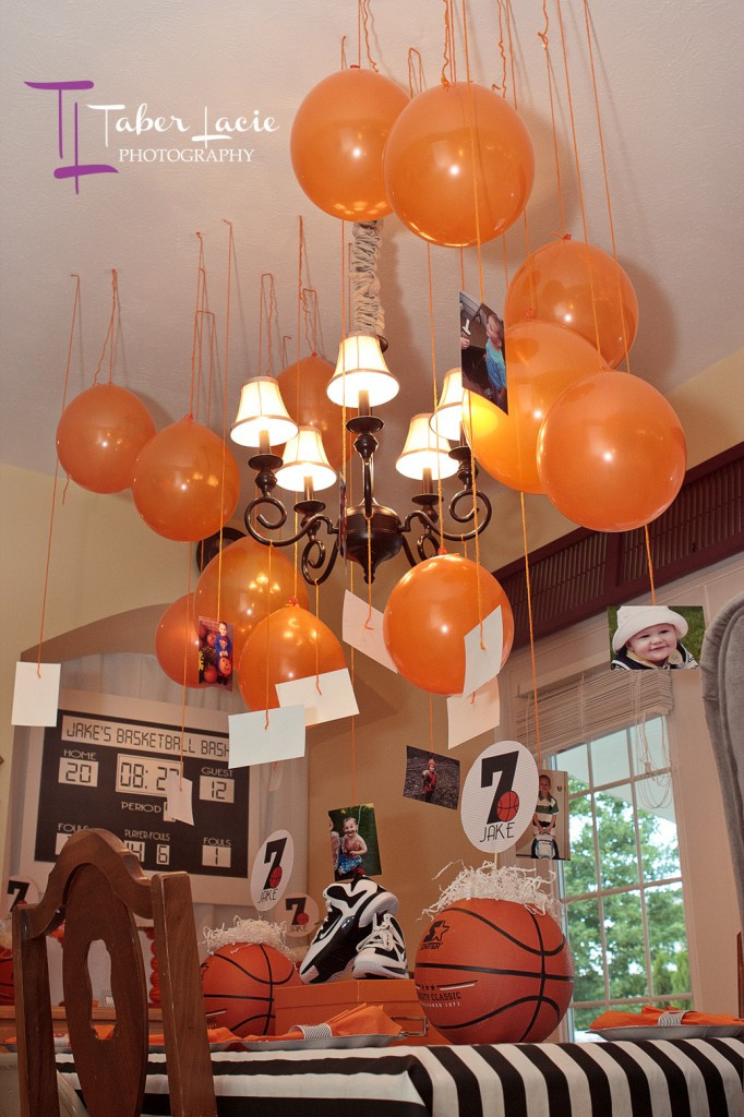 Best ideas about Basketball Birthday Party . Save or Pin Basketball Birthday Party Now.