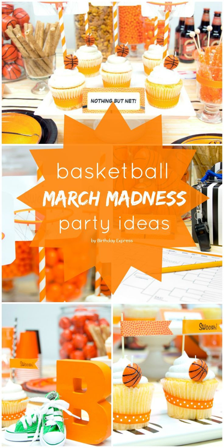 Best ideas about Basketball Birthday Party . Save or Pin 1000 ideas about Basketball Birthday Parties on Pinterest Now.