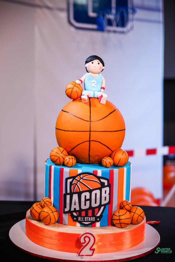 Best ideas about Basketball Birthday Party . Save or Pin Kara s Party Ideas All Star Basketball Birthday Party Now.