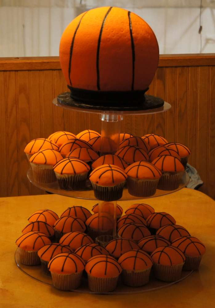 Best ideas about Basketball Birthday Party . Save or Pin Basketball Birthday Party Ideas 10 of 11 Now.
