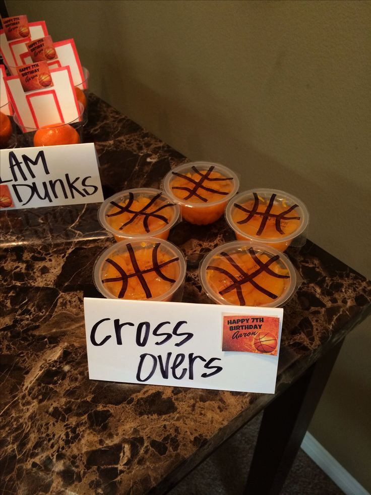 Best ideas about Basketball Birthday Party . Save or Pin Best 20 Basketball party ideas on Pinterest Now.