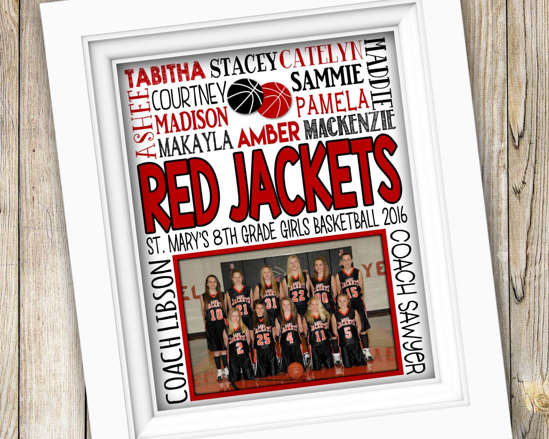 Best ideas about Basketball Coach Gift Ideas . Save or Pin Basketball Coach Gift Basketball Team Gift Custom Now.