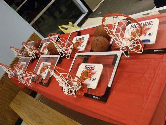 Best ideas about Basketball Senior Night Gift Ideas . Save or Pin Basketball Senior Night Gift Idea Hoops ordered from SKLZ Now.
