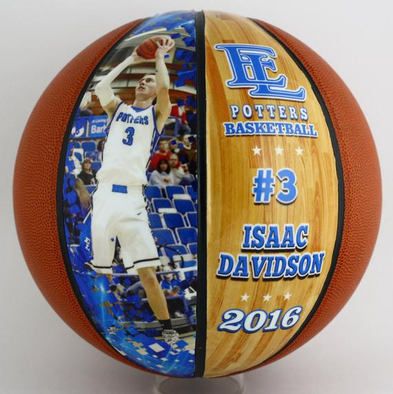 Best ideas about Basketball Senior Night Gift Ideas . Save or Pin Custom Made Basketball Senior Basketball Gift Athletic Now.