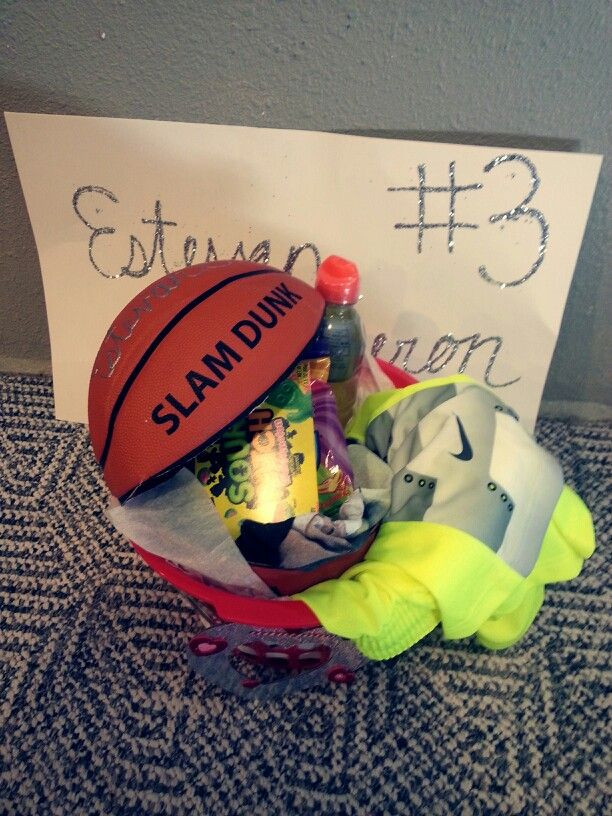 Best ideas about Basketball Senior Night Gift Ideas . Save or Pin 25 best ideas about Basketball ts on Pinterest Now.
