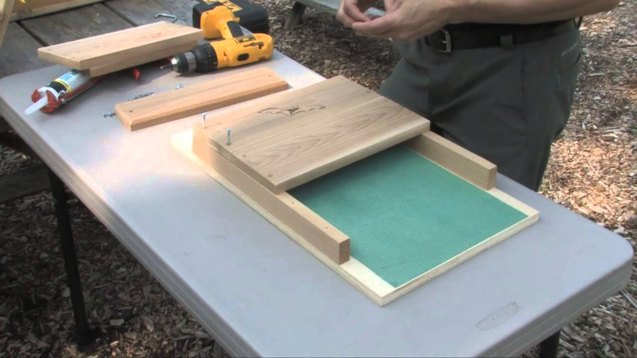 Best ideas about Bat Box DIY . Save or Pin How to Build a Bat House Now.