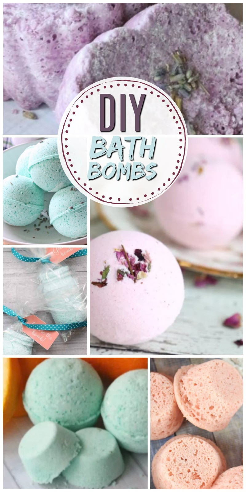 Best ideas about Bath Bombs DIY . Save or Pin The Best DIY Bath Bomb Recipes to Make Yourself Creative Now.
