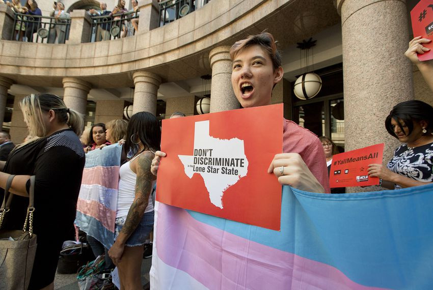 Best ideas about Bathroom Bill Texas . Save or Pin Texas bathroom bill appears to be all but dead in special Now.