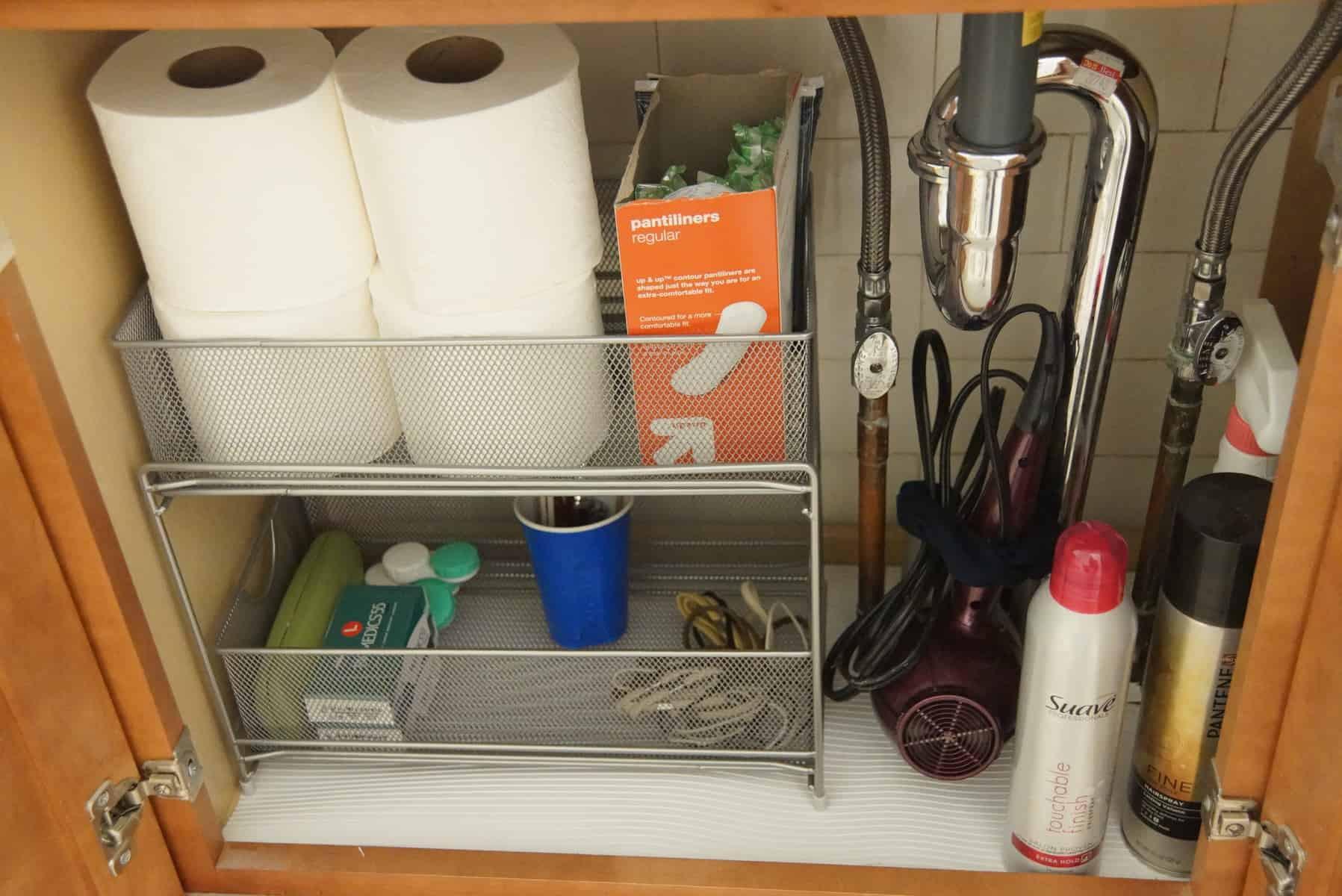 Best ideas about Bathroom Sink Organizer . Save or Pin Organizing Under Bathroom Sinks Now.